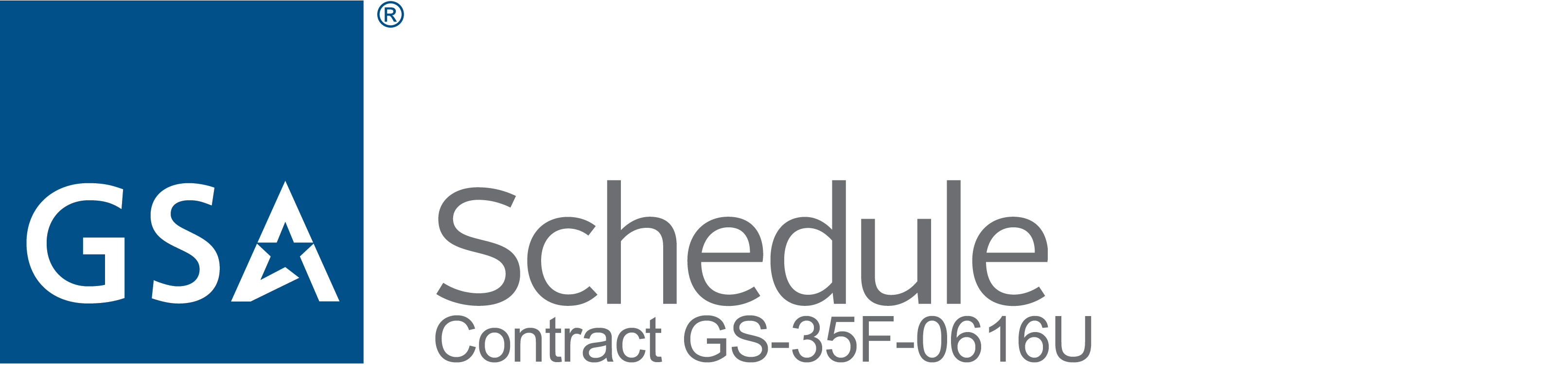 GSA Schedule Contract 35F-0616U